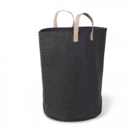 Koš/torba za igrače iz filca z ročajem
