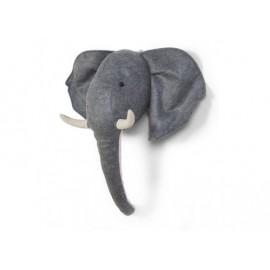 Stenska dekoracija: Slon