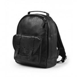 Mini nahrbtnik - Black Leather