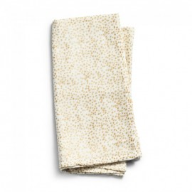 Mehka Muslin odejica - Gold Shimmer