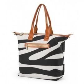 Previjalna torba - Zebra Sunshine