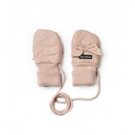 Rokavičke - Powder Pink (0 - 12 mescev)