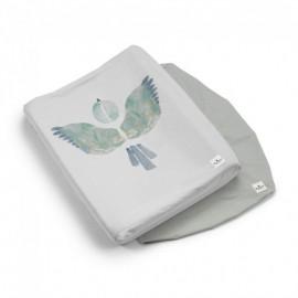 Prevleka za previjalno podlogo - Watercolor Wings
