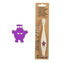 Zobna ščetka - hippo