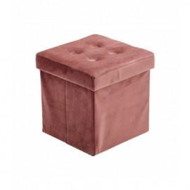 Sedež in škatla za shranjevanje - Velvet apricot