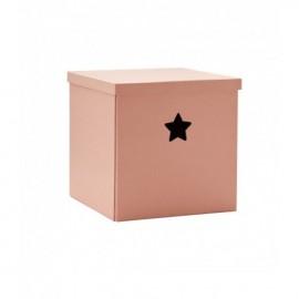 Škatla za shranjevanje Star Pink