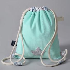 Otroški nahrbtnik - velvet mint