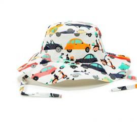 Safari klobuk - avtomobili