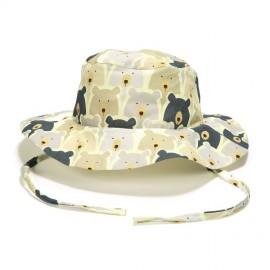 Safari klobuk - medvedki