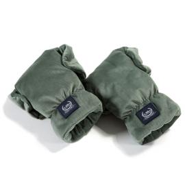 La Millou nepremočljive rokavice za voziček - velvet khaki