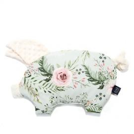 Sleepy pig vzglavnik - ecru wild bloosom
