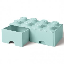 LEGO BOX (8) s predalčkoma - več barv
