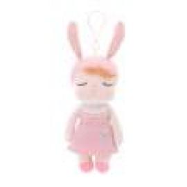 Lutka Zajčiča: obesek za voziček Roza