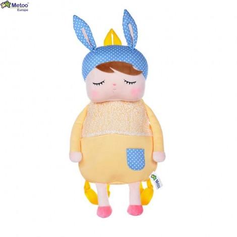 Nahrbtnik lutka zajčica - rumena
