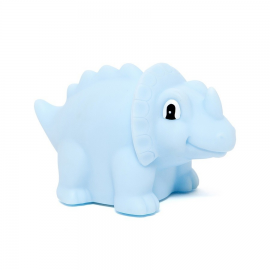 Mini Lučka - Triceratop Blue