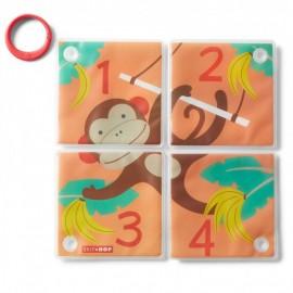 Zoo kopalne puzzle