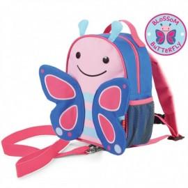 Mini otroški nahrbtnik - metuljček