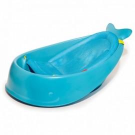 Banjica za dojenčka - Moby Bathtub - modra
