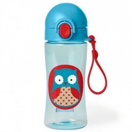 Športna Zoo Lock steklenička - sovica