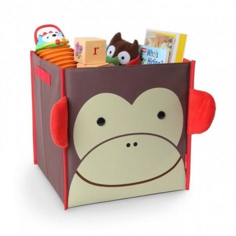 Koš za igračke - opica