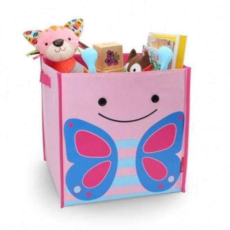 Koš za igračke - metuljček
