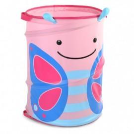 Zložljivi koš za igrače - metuljček