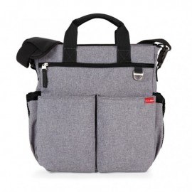 Previjalna torba - Duo Signature Heather Grey