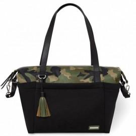 Previjalna torba/nahrbtnik Nolita Neo - Black/Camo