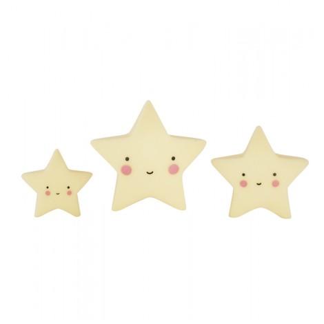 Mini zvezdice: Rumene