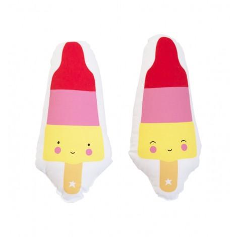 Mini obojestranska  blazina - Sladoledna palčka Rocket