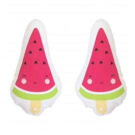 Mini obojestranska blazina - Sladoledna palčka Lubenica
