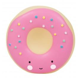 Hranilnik Donut: Roza