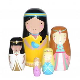 Babuške - Princeske