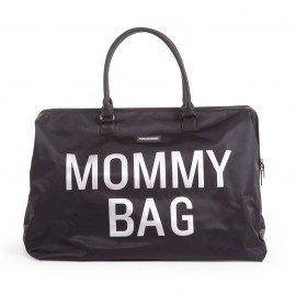 Torba Mommy Bag Big Off Black