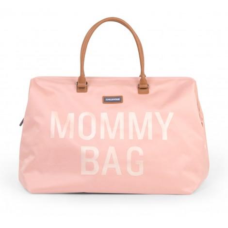 Torba Mommy Bag Big Powder Pink