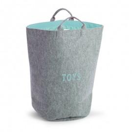 Koš/torba za igrače z ročajem Childhome (več barv)