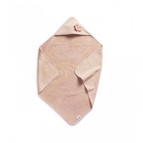 Brisača s kapuco - Powder Pink