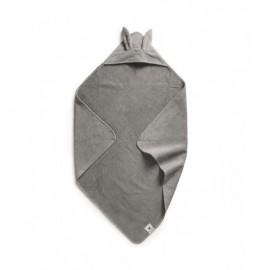Brisača s kapuco - Marble Grey