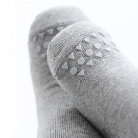 ANTISLIP nogavičke  iz bambusa - več barv