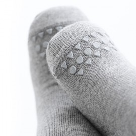 ANTISLIP nogavičke - Grey Melange