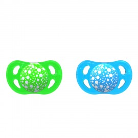 2x Duda Twistshake® Blue&Green