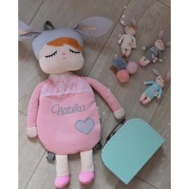 Personalizacija nahrbtnika ali lutke Zajčice